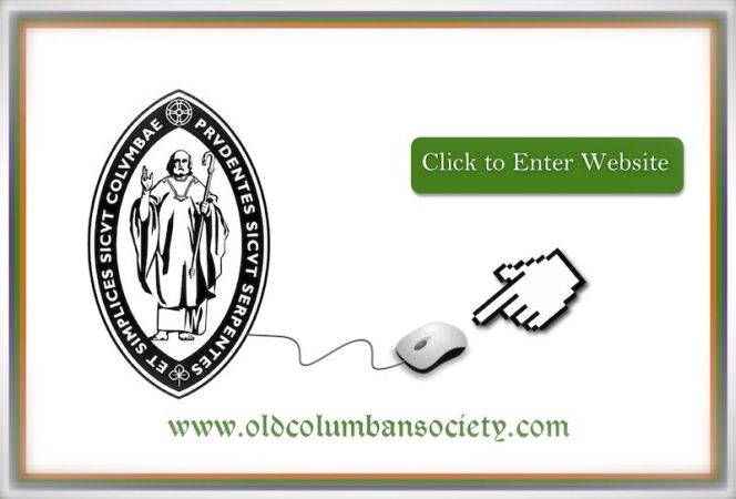 Old Columban society-Smiling Spiders Web design and development