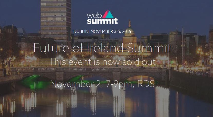 web summit blog - Irish website developer Smiling Spiders